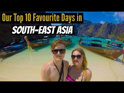 Our Top 10 Favourite Days in South-East Asia (Daily Vlog 100)