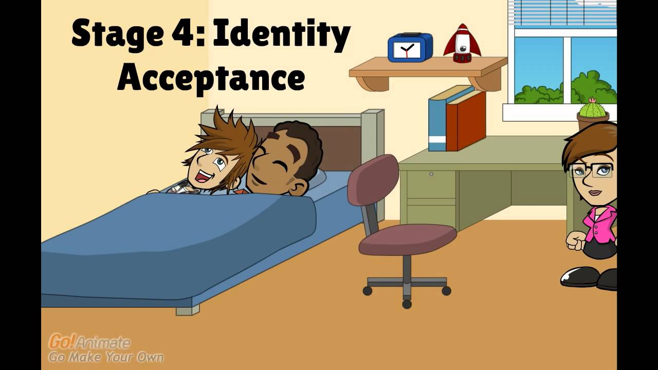 how to explain identity to a child
