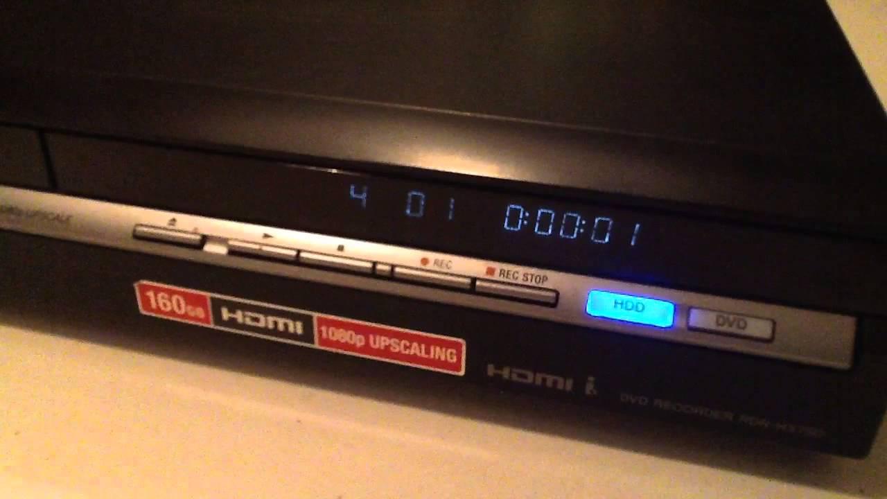 Repair panasonic projector television