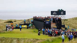 Sports News - Shane Lowry Takes a 4-Stroke Lead at the British Open