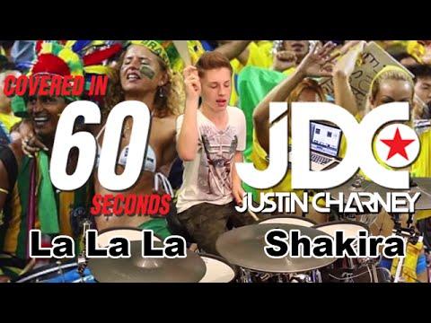 (Dare) La La La - Drum Remix - Shakira