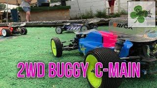 Shamrock RC : 2wd Buggy C-Main Race 2018-08-11