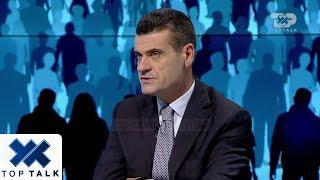 """Marrëveshja me Lefter Kokën legjitimoi BD në zgjedhje, ja çfarë thotë Astrit Patozi në """"Top Talk"""""""