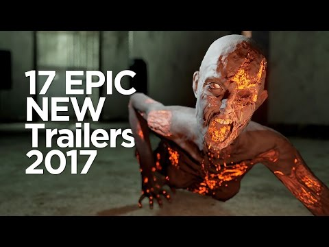 2017 Trailers (Upcoming Games) - 17 NEW Games of 2017 (PS4, Xbox One & PC)