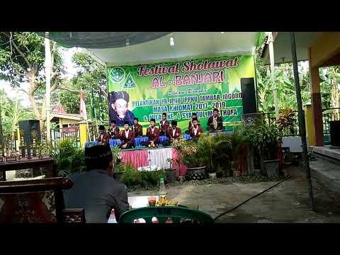 Festival AL-Banjari tambar ILMUL YAQIN 22 OKTOBER 2017