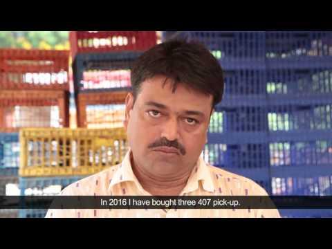 TATA 407 :  Pranab Roy shares his experience