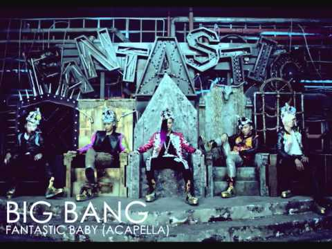 bigbang fantastic baby album - photo #7