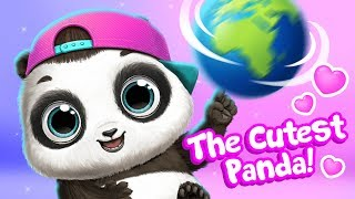 The Cutest Little PANDA 🐼 Cute Baby Bear Care Games | Compilation | TutoTOONS Cartoons for Kids