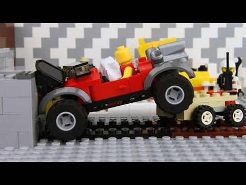 Lego Car Crash Test