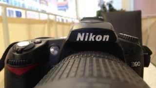 Nikon D90 - deneme 1-2