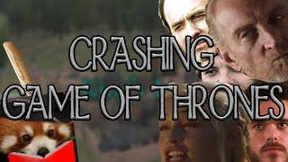 Crashing Game Of Thrones