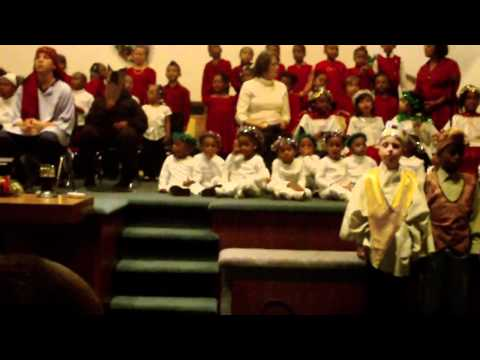Faith Outreach Education Center Chrtistmas Play 2011 - 12/17/2011