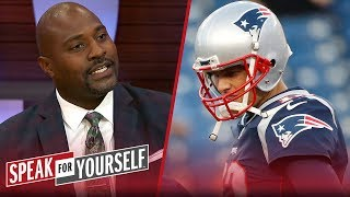 Marcellus Wiley: The Patriots' success is about Brady - not Belichick | NFL | SPEAK FOR YOURSELF
