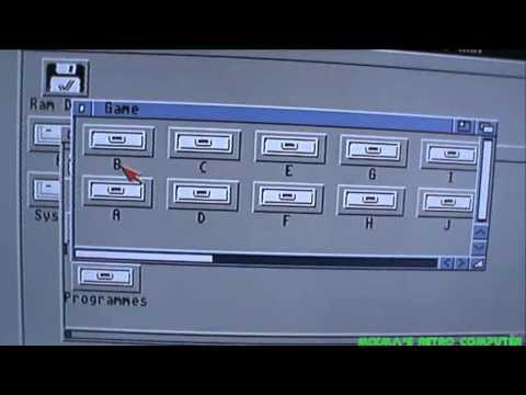 Mixma's Retro Computer - Présentation Amiga 600 partie 2