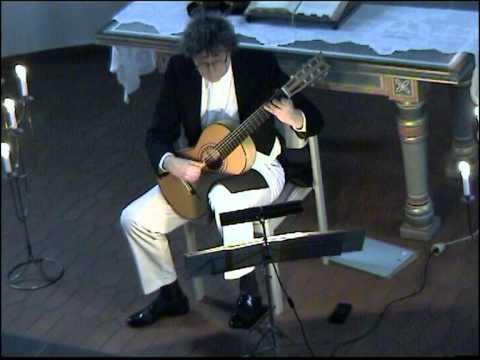 Norbert Dams plays 2 Preludes by Francesco Molino