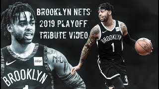 BROOKLYN NETS 2019 PLAYOFF TRIBUTE VIDEO!