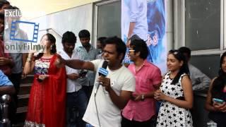 Nenu Naa Friends Movie Team First Day First Show Devi Theater