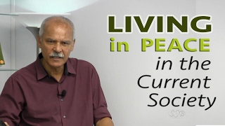 Living in peace in the current cociety by Jorge Godinho