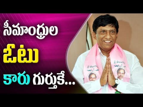 Telangana Polls 2018 | TRS MP Vinod about Seema-Andhra Settlers in Telangana | Face to Face