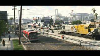 Grand Theft Auto V - Official Trailer 2 [HD]