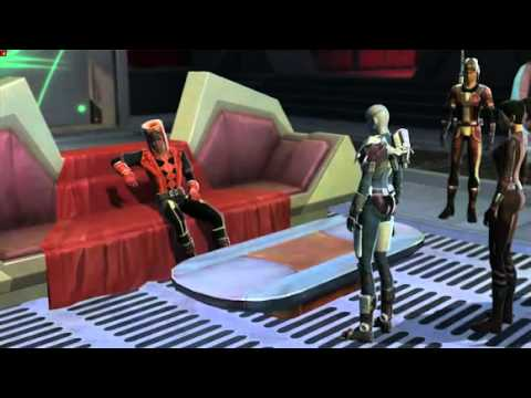 Star Wars: The Old Republic - Cinematic Design 2 Trailer