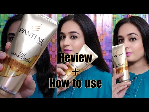 PANTENE PRO-V OIL REPLACEMENT REVIEW / HOW WE CAN USE PANTENE OIL REPLACEMENT / REVIEW + DEMO