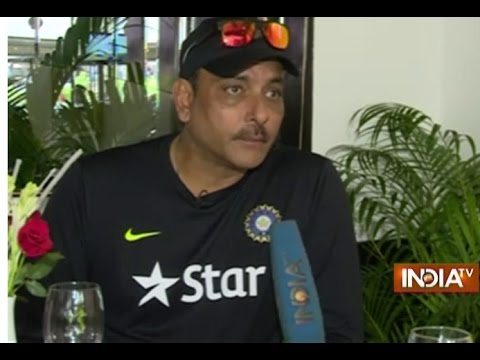 Exclusive : Whatever MS Dhoni Did Is Right, Says Ravi Shastri - India TV