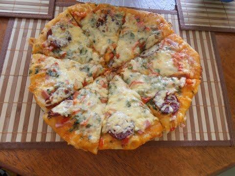 Пицца - проще не бывает