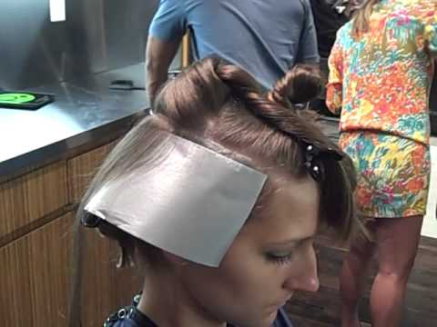 How-To: Ombre Blonde Haircolor at TIGI's Get Closer Hair Show