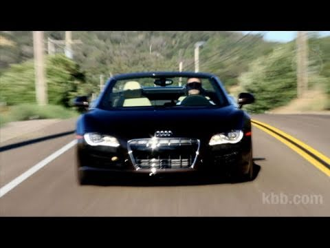 Audi R8 Spyder - KBB Answers Your Questions