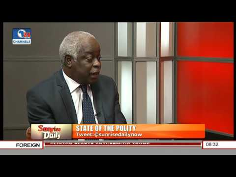 The Problem Of Nigeria Is The President - Femi Aribisala