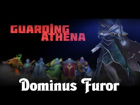 Dota 2 Guarding Athena | Прохождение |