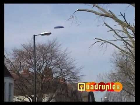 UFO over London