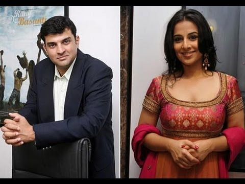 Exclusive : Vidya Balan's Wedding Reception video