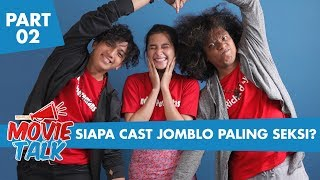 download lagu Cast Film Jomblo Blak-blakan Soal Adegan Memalukan gratis