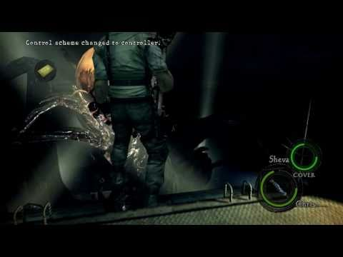 Resident Evil 5 PC - Axe Only - Killing Excella of 6-2