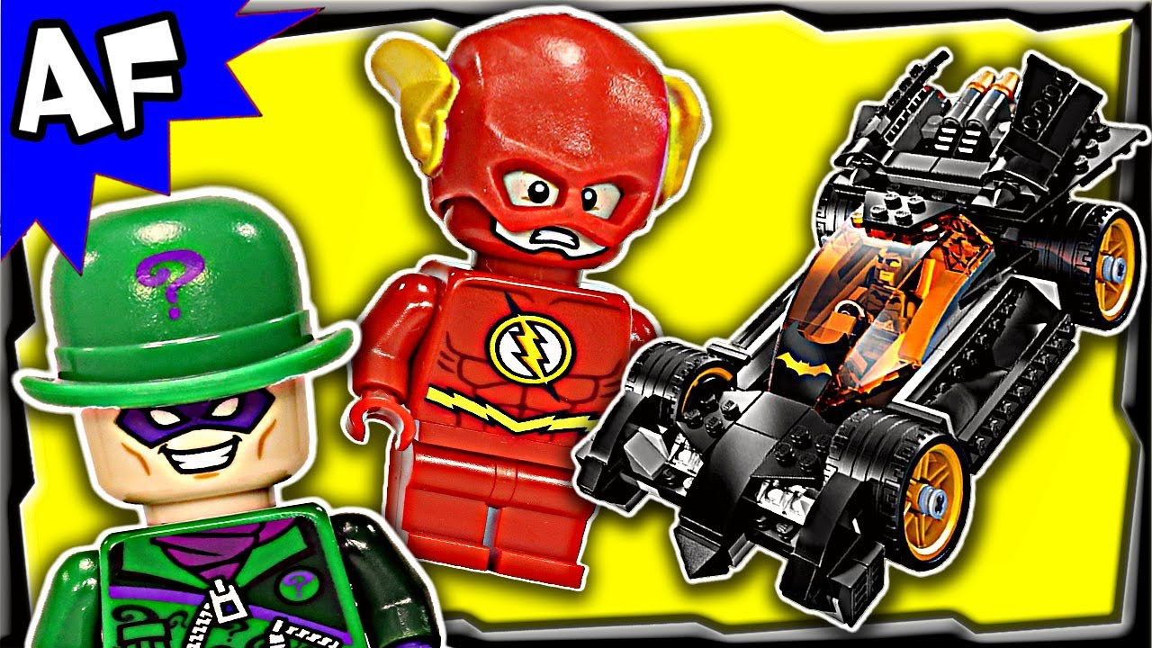 Batman The RIDDLER CHASE 76012 Lego DC Comics Super Heroes