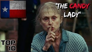 Top 10 Scary Texas Urban Legends - Part 2