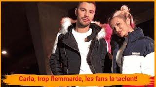 Les Marseillais Asian Tour: Carla, trop flemmarde, les fans la taclent!