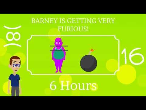 My Own Barney Error Bad & Good Ending (New!)