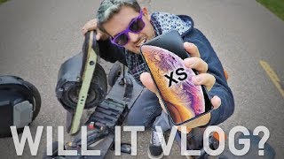 iPhone XS REVIEW & Video Test