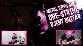 download lagu Metal Riffs On One-string Djent Guitar gratis