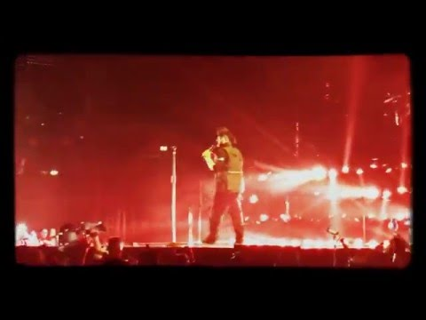 King of the Fall / Crew Love - The Weeknd (Chicago Madness Tour)