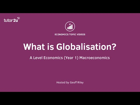 is globalization old or new There is little agreement on whether globalization is new or old some observers contend that the unfolding global order is entirely new others claim that it is not fundamentally different from the order that prevailed in the nineteenth century roughly between 1840 and 1914 under the political and.