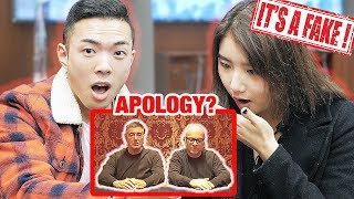 *UPDATE* CHINESE PEOPLE React to DOLCE AND GABBANA APOLOGY BY STEFANO GABANNA