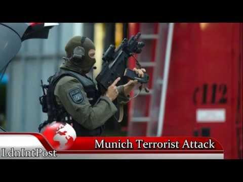 Munich Terrorist Attack - News Video