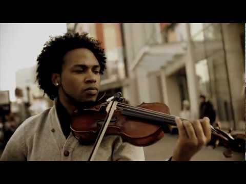 Yosvani, The Violinist  -Killing Me Softly