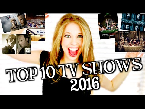 TOP 10 TV SHOWS 2016 | XTINEMAY