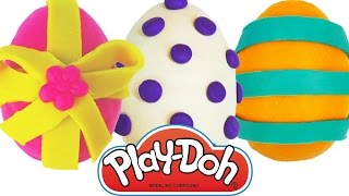 Mickey Mouse Play Doh Surprise Eggs Peppa Pig My Little Pony Minnie Mouse Donald Duck Goofy