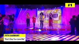 Fifth Harmony Don 39 T Say You Love Me Tradução Legendado